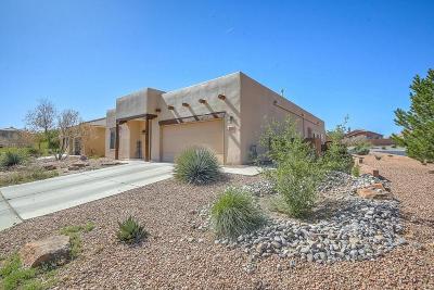 Bernalillo Single Family Home For Sale: 1001 Purple Aster Drive