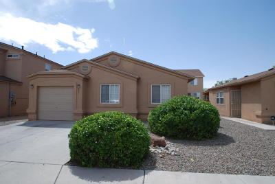 Albuquerque Single Family Home For Sale: 627 Torretta Drive SW