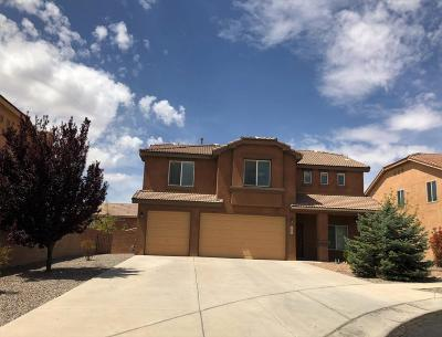 Rio Rancho NM Single Family Home For Sale: $290,000