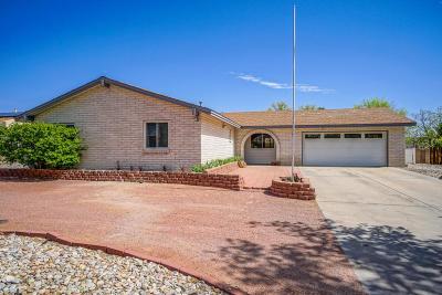 Rio Rancho Single Family Home For Sale: 3807 El Puno Court SE