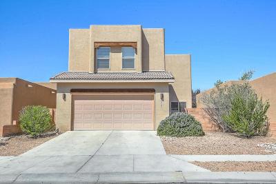 Albuquerque Single Family Home For Sale: 5223 Tierra Amada Street NW