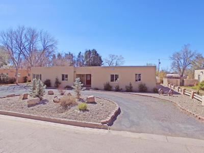Albuquerque Single Family Home For Sale: 294 Sandia Road NW