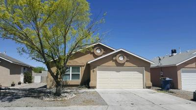 Albuquerque Single Family Home For Sale: 8615 Lone Prairie Avenue SW