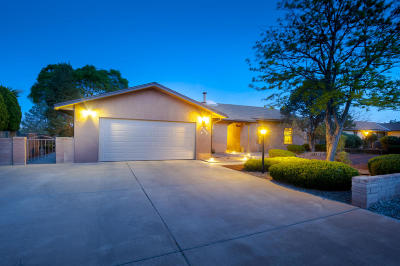 Rio Rancho NM Single Family Home For Sale: $255,000