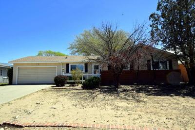 Albuquerque Single Family Home For Sale: 3606 Valencia Place NE