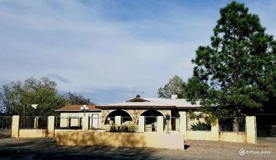 Albuquerque Single Family Home For Sale: 2450 Tapia Boulevard SW