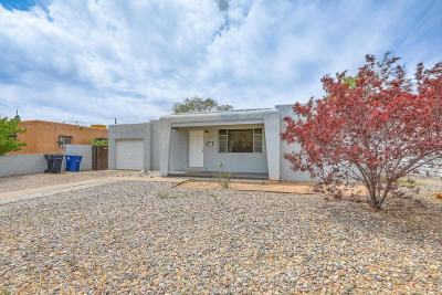 Albuquerque Single Family Home For Sale: 517 Georgia Street SE