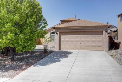 Rio Rancho Single Family Home For Sale: 4709 Dalmatian Place NE
