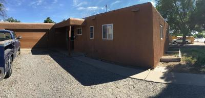 Albuquerque Single Family Home For Sale: 10608 Snowheights Boulevard NE