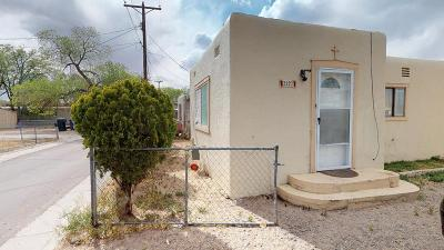 Albuquerque Single Family Home For Sale: 2227 Hollywood Avenue NW