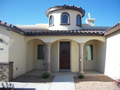 Rio Rancho Single Family Home For Sale: 2500 Garden Road NE