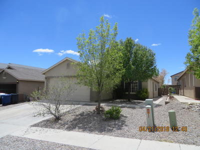 Albuquerque Single Family Home For Sale: 9816 Marlborough Avenue SW