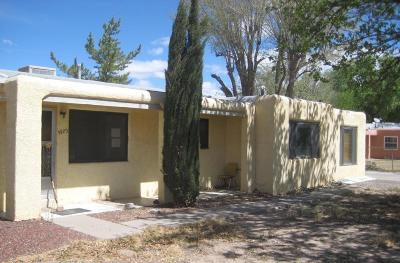 Albuquerque Single Family Home For Sale: 3929 Martin Road SW