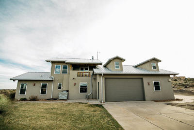 Rio Rancho NM Single Family Home For Sale: $489,900