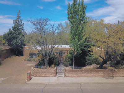 Albuquerque Single Family Home For Sale: 2013 Conita Real Avenue SW