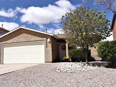 Rio Rancho NM Single Family Home For Sale: $162,000