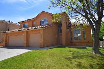 Albuquerque Single Family Home For Sale: 6800 Suerte Place NE