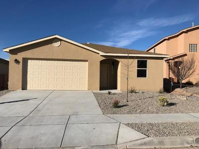 Rio Rancho Single Family Home For Sale: 3237 San Ildefonso Loop NE