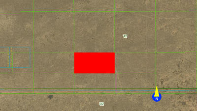 Albuquerque Residential Lots & Land For Sale: Off Pajarito (Kd 35) SW