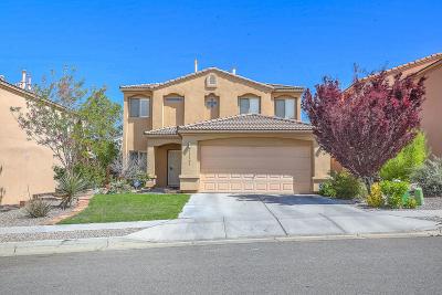 Albuquerque Single Family Home For Sale: 12101 Gallant Fox Road SE