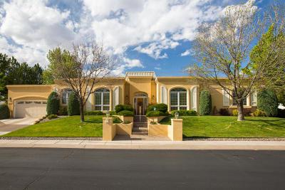 Albuquerque Single Family Home For Sale: 10152 Masters Drive NE