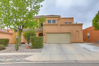 Rio Rancho Single Family Home For Sale: 1517 Via Verane Drive SE