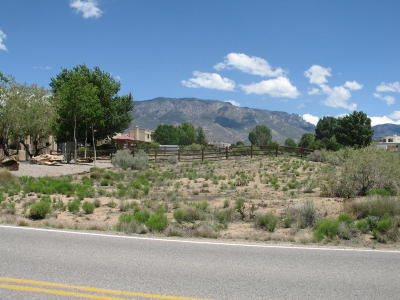 Albuquerque Residential Lots & Land For Sale: 8320 San Diego Avenue NE