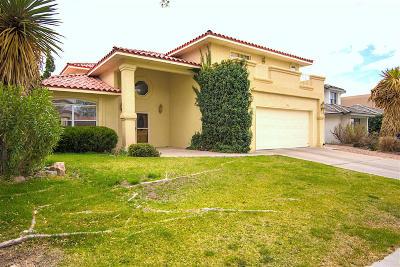 Albuquerque Single Family Home For Sale: 7808 Morris Ripple Place NE