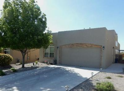 Albuquerque Single Family Home For Sale: 5512 Costa Uerde Road NW