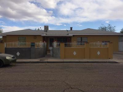 Albuquerque NM Single Family Home For Sale: $115,000