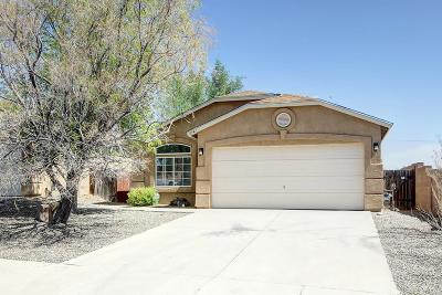 Rio Rancho Single Family Home For Sale: 6941 Merlot Drive NE