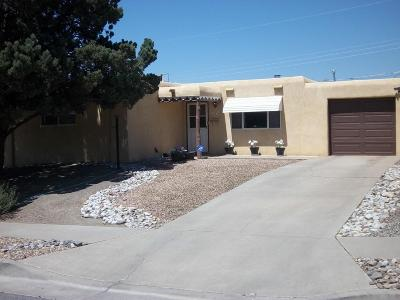 Albuquerque NM Single Family Home For Sale: $156,900