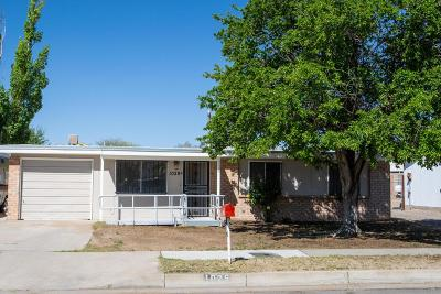 Albuquerque NM Single Family Home For Sale: $120,000