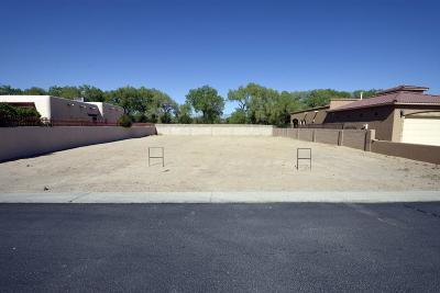 Albuquerque Residential Lots & Land For Sale: 332 Luis Sanchez Place SW