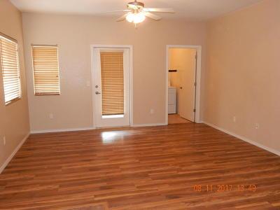 Albuquerque Rental For Rent: 6800 Vista Del Norte Drive NE #527