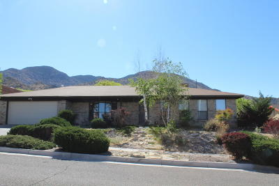 Albuquerque Single Family Home For Sale: 4404 Magnolia Drive NE