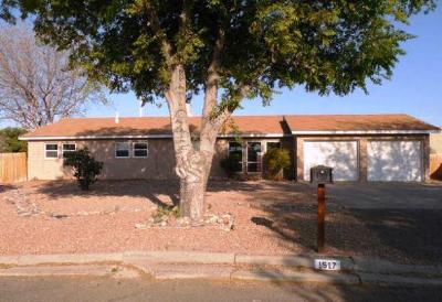Rio Rancho Single Family Home For Sale: 1517 37th Street SE