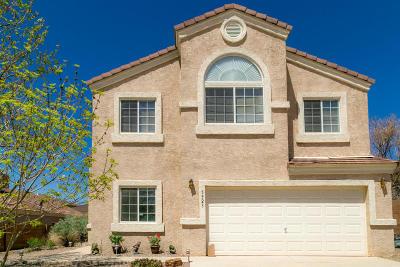 Albuquerque, Rio Rancho Single Family Home For Sale: 5523 Fence Lake Drive NE