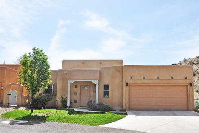 Bernalillo County Single Family Home For Sale: 818 Hackberry Trail SE