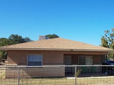Belen, Los Lunas Single Family Home For Sale: 106 Jaramillo Road