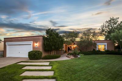 Albuquerque Single Family Home For Sale: 5813 Papaya Place NE