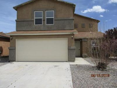 Rio Rancho Single Family Home For Sale: 1789 Mesa Grande Loop NE