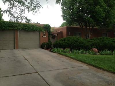 Albuquerque Single Family Home For Sale: 3227 Calle De Estella NW