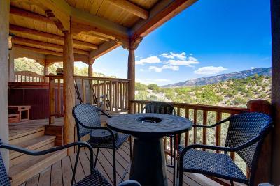 Placitas Single Family Home For Sale: 36 Yucca Lane