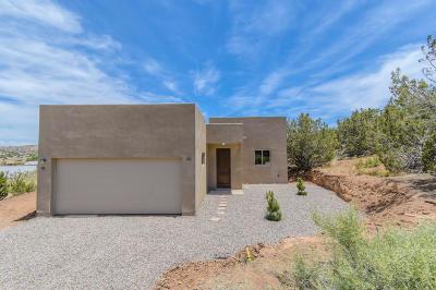 Placitas Single Family Home For Sale: 40A Camino De La Buena Vista