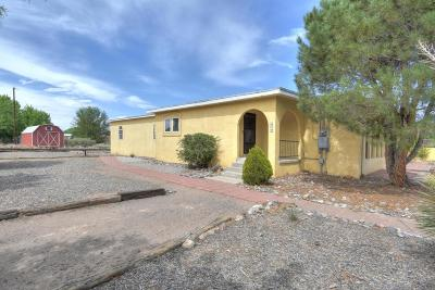 Albuquerque Single Family Home For Sale: 6808 Arrington Street SW