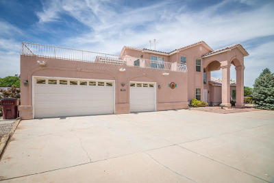 Valencia County Single Family Home For Sale: 25 Valle Lindo Court SE