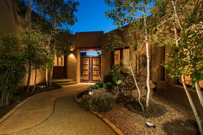 Albuquerque Single Family Home For Sale: 4500 Atherton Way NW