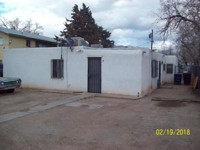 Albuquerque NM Multi Family Home For Sale: $95,000