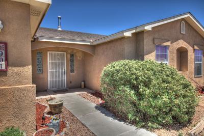 Albuquerque, Rio Rancho Single Family Home For Sale: 901 9th Avenue NE